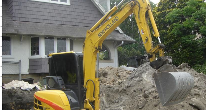 Art-Con Civil Pty Ltd Excavations and Equipment hire Logo
