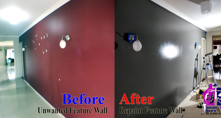 Renovation & Maintenance Services Logo