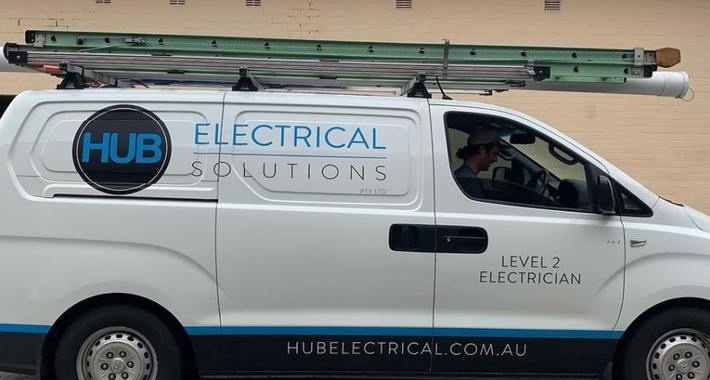 Hub Electrical Solutions Pty Ltd Logo
