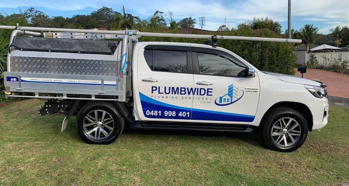 Plumbwide Plumbing Services Pty Ltd Logo