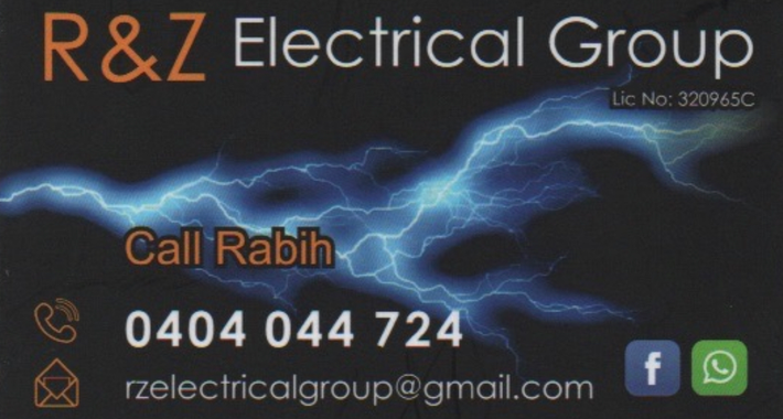 R&Z Electrical Group Logo