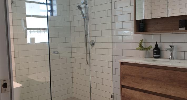 Marbex Bathroom Renovations Logo