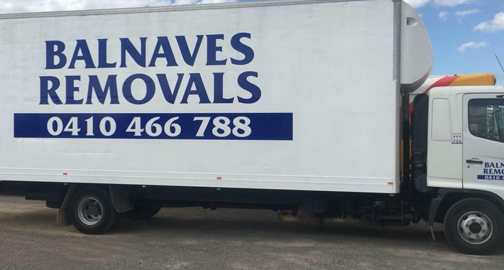 Balnaves Removals Logo