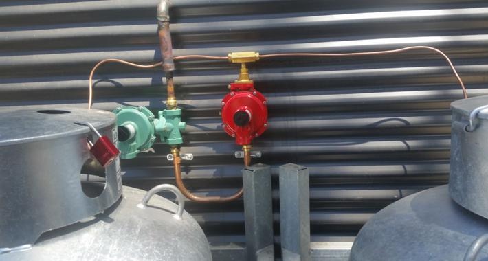 Jason Morris Plumbing and Gas Fitting Logo