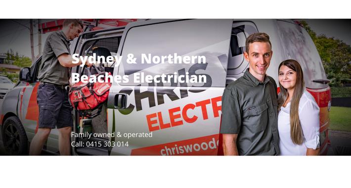 Chris Wood Electrical Pty Ltd Logo