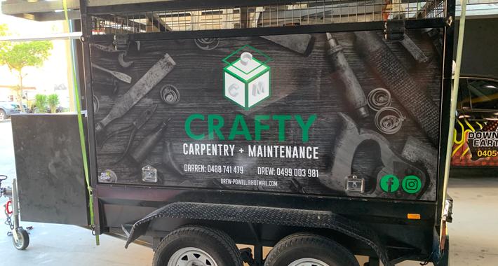 Crafty Carpentry Logo