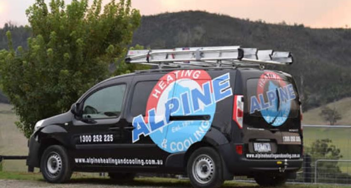Alpine Trade Group Logo