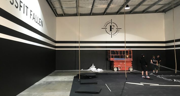 Mike's Professional Painting Logo