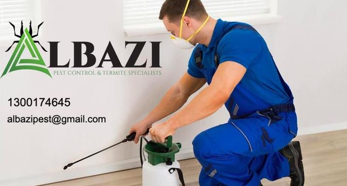 Albazi Pest Control and Termites Specialist Logo