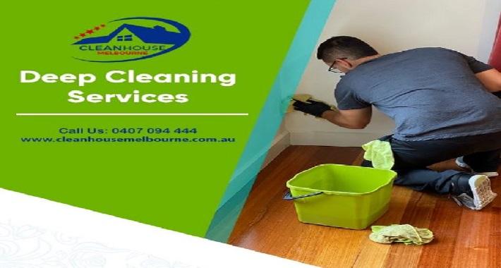 Clean House Melbourne Logo