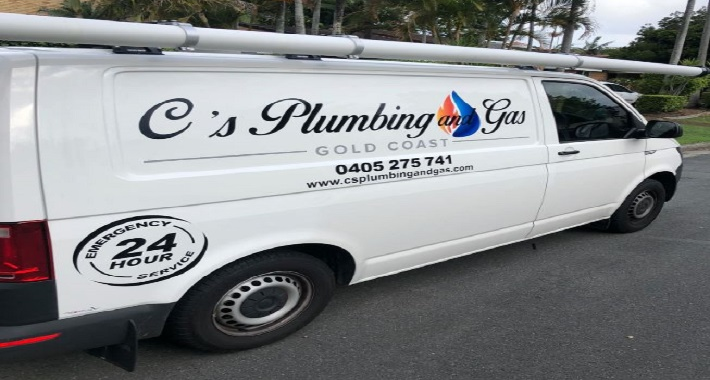 C's Plumbing and Gas Gold Coast Logo