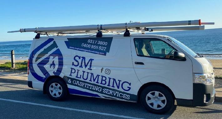 SM Plumbing & Gasfitting Services Logo
