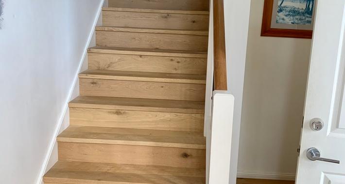 V Timber Flooring Logo