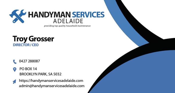 Handyman Services Adelaide Logo