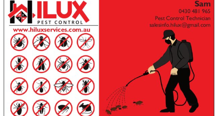 Hilux Services Logo