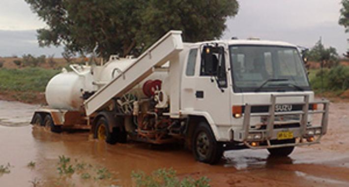 Silver City Plumbing Logo