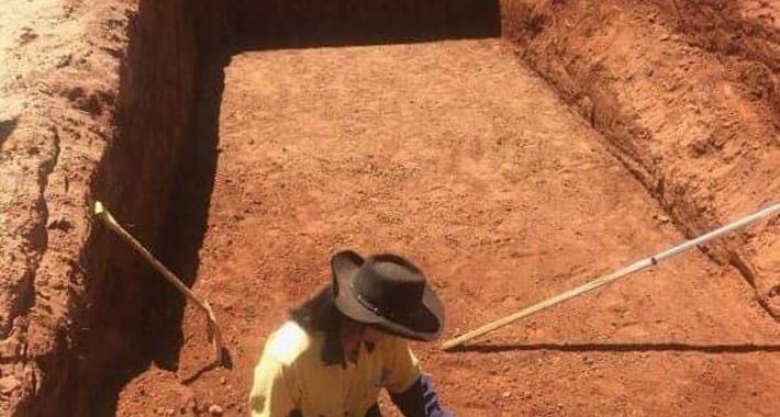 Ateam Excavations Logo