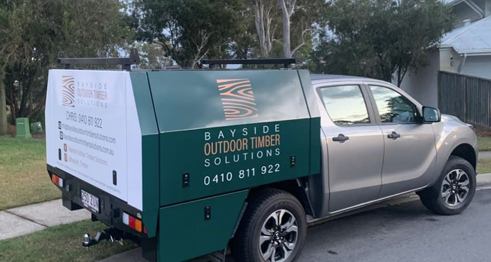 Bayside Outdoor Timber Solutions Logo