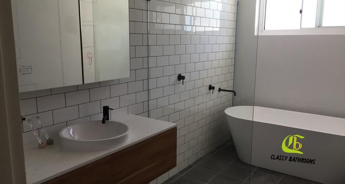Classy Bathrooms & Tiling Logo