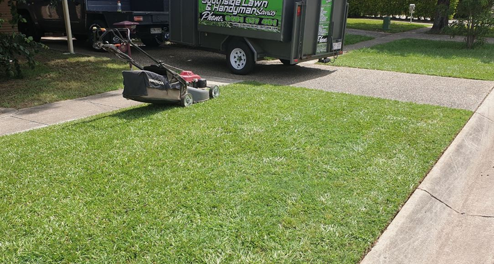 Southside Lawn and Handyman Services Logo