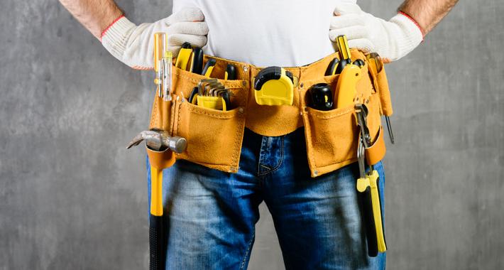 FV Handyman Services Logo