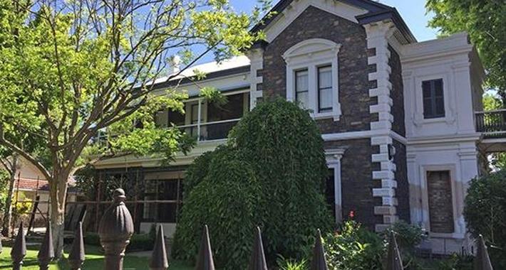 Adelaide Building and Carpentry Logo