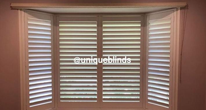 Unique Blinds (Aust) Pty Ltd Logo