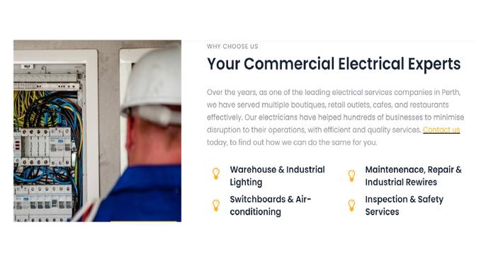 J Tec Electrical Service Logo
