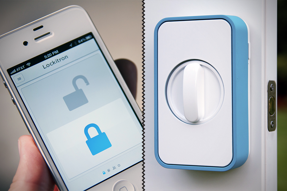 As suggested by its name, keyless doors make use of intuitive technologies  that are not