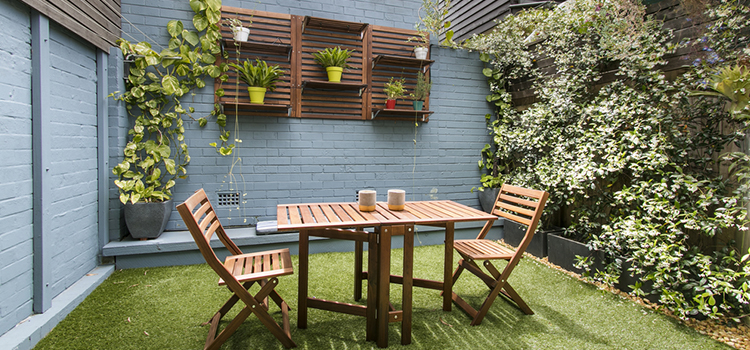 Garden Vertical Plants Wood Frames