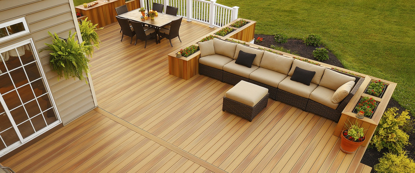how much does timber decking cost