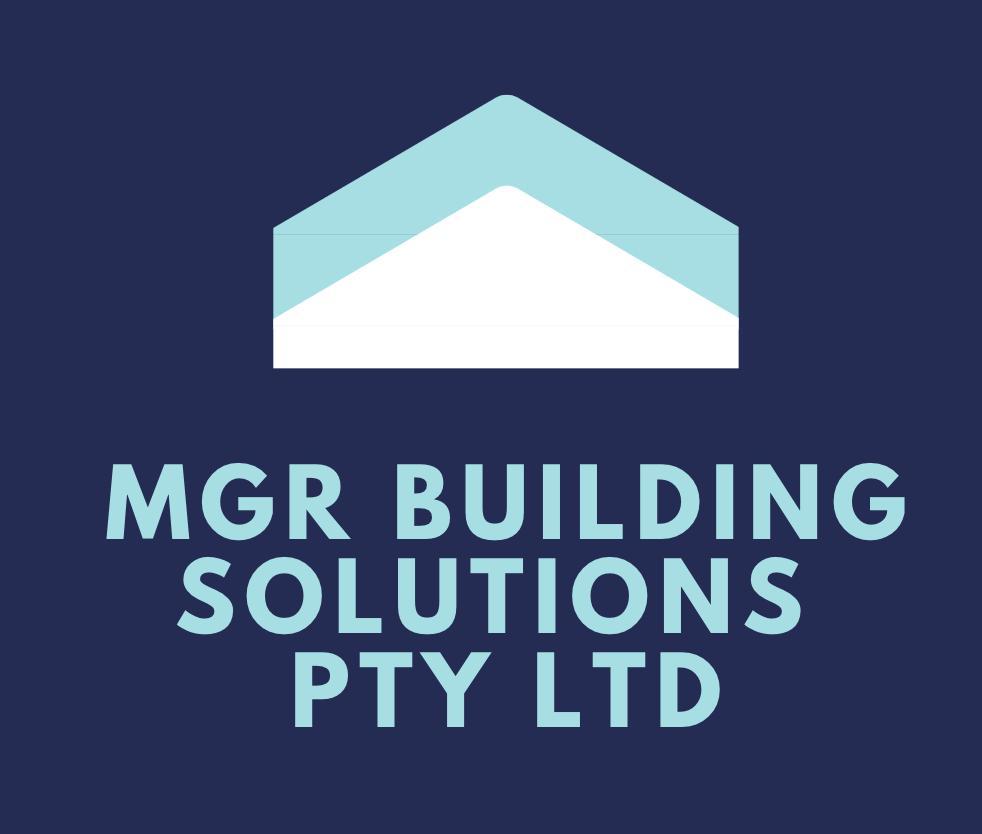 MGR Building Solutions Pty Ltd