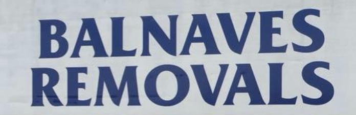 Balnaves Removals