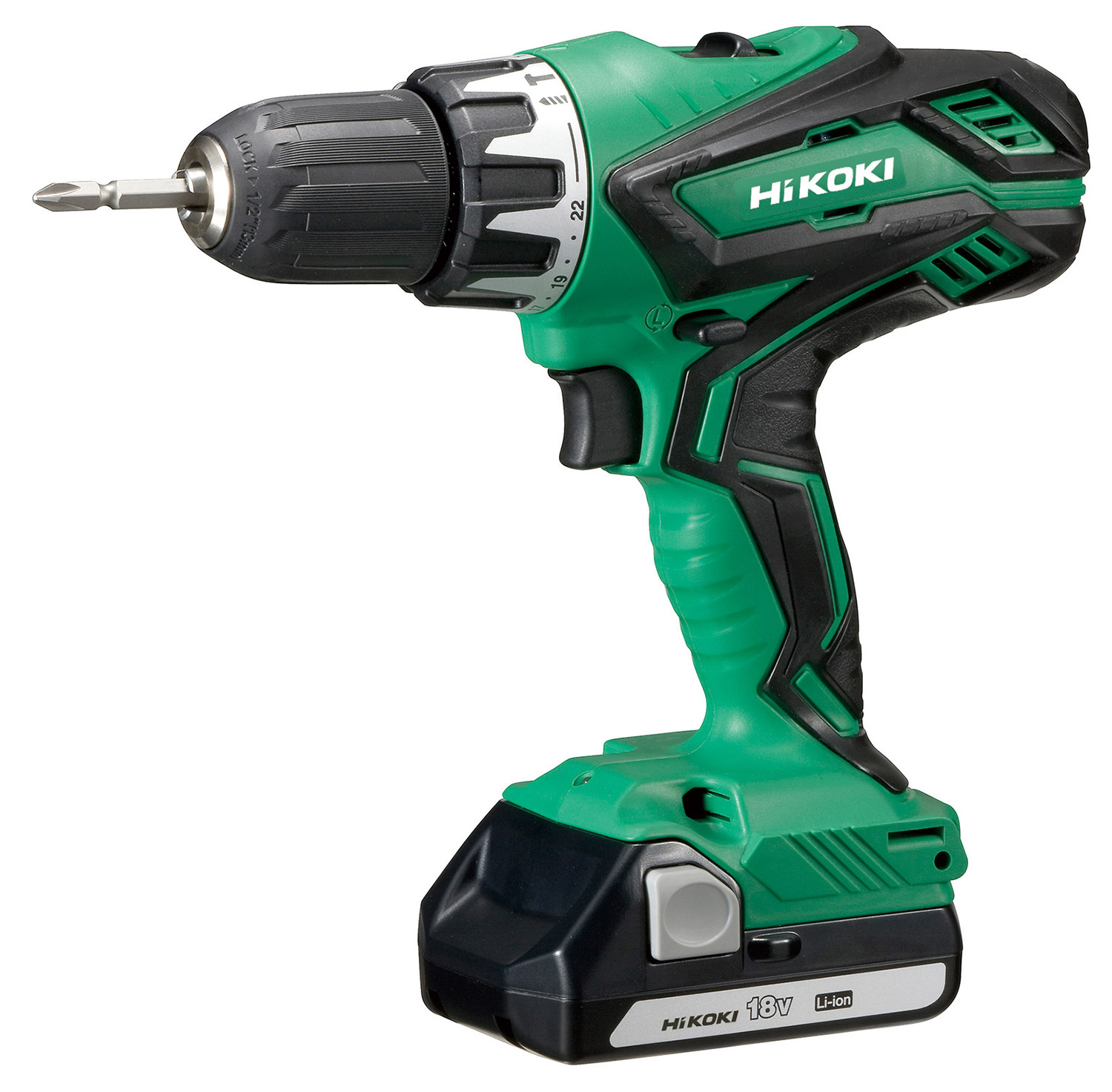 green power drill bit
