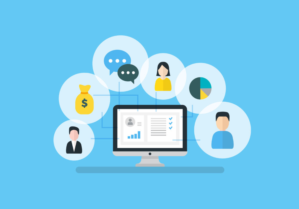 CRM system for growing companies