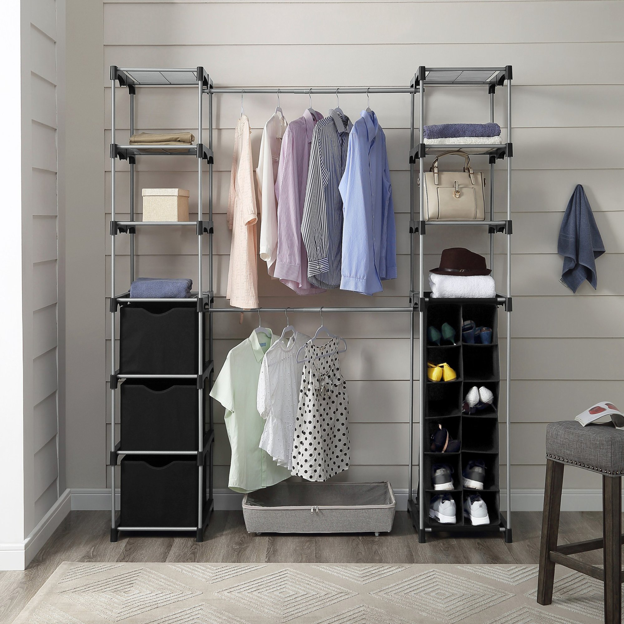 Great closet system