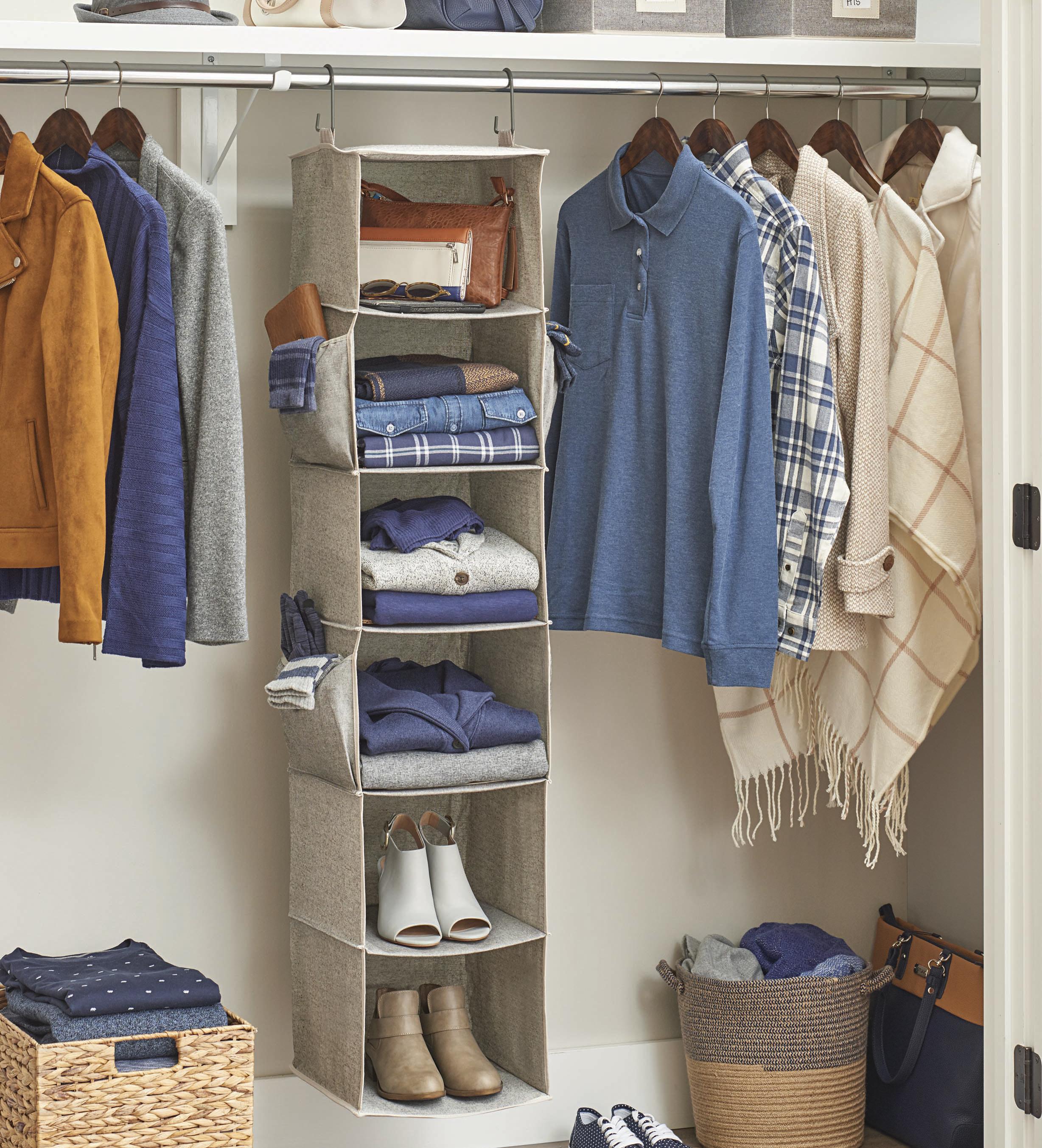 Good design closet organiser
