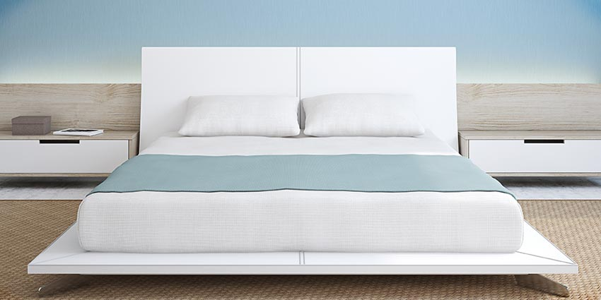 Dust proof mattress