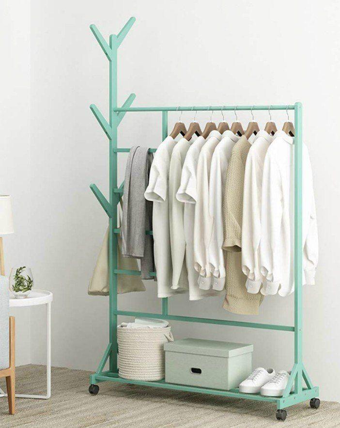 tree like clothing rack