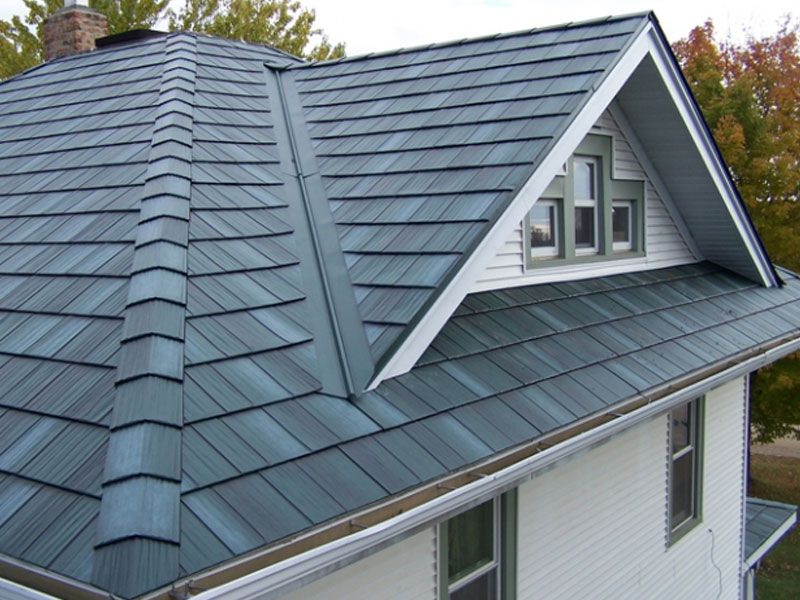 Singles roofing