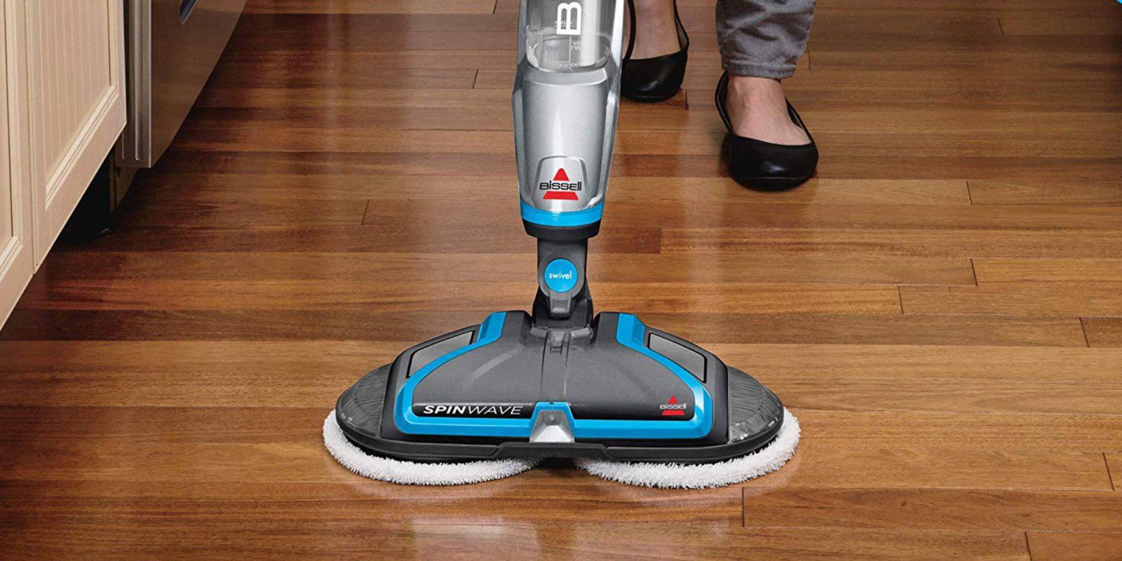 Blue water vacuum