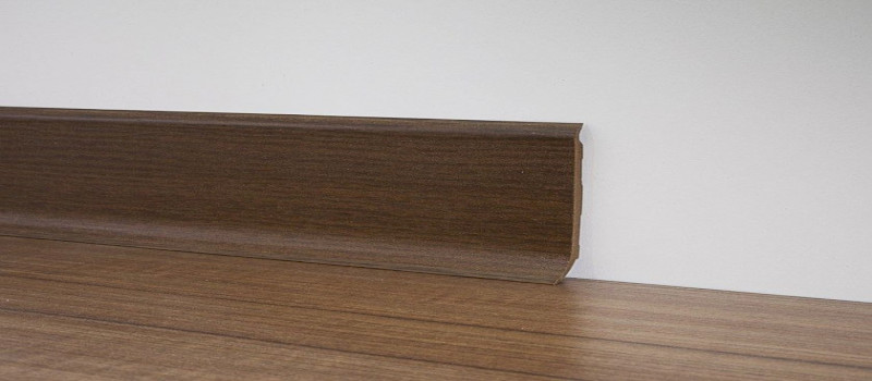 types of skirting board