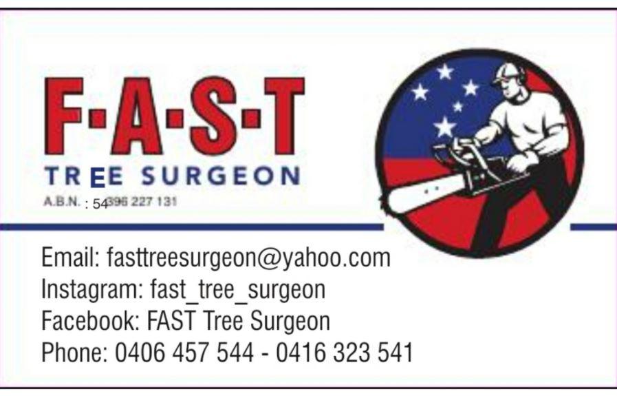 F.A.S.T Tree Surgeon